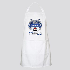 Lockhart Family Crest BBQ Apron