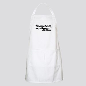 Dodgeball All Star Apron