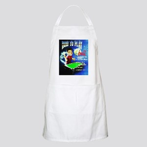 How to 9 BBQ Apron