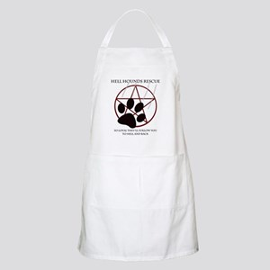 Hell Hounds Rescue wt Apron
