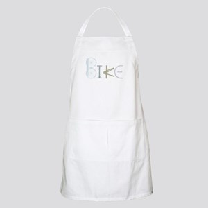 Bike Word from Bike Parts Apron