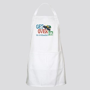 Get Over It - 4 Wheeling BBQ Apron
