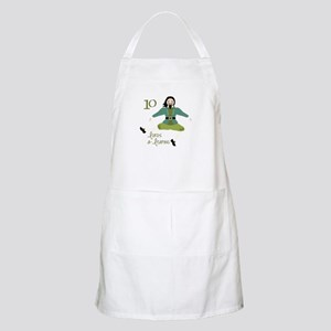 10 loRDS a- leaPiNG Apron