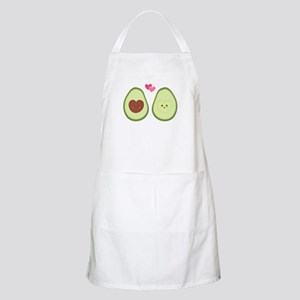 Cute Avocado in love, perfect other half Apron