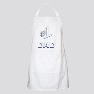 #1 Dad Jerry Seinfeld Fathers Day Apron