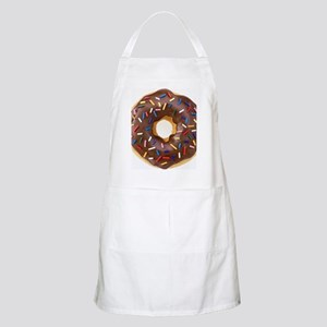 Chocolate Donut and Rainbow Sprinkles Apron