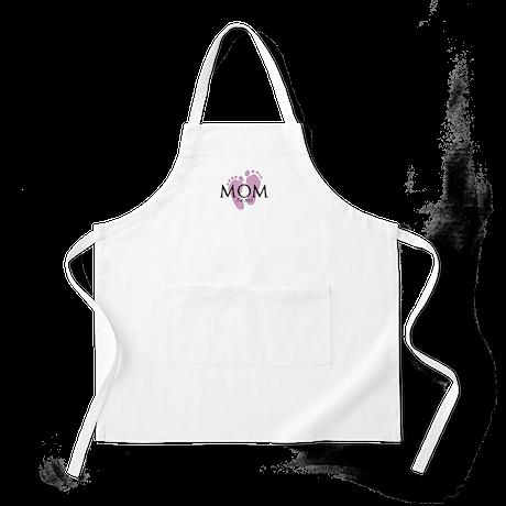New Mom Customizable Year Apron