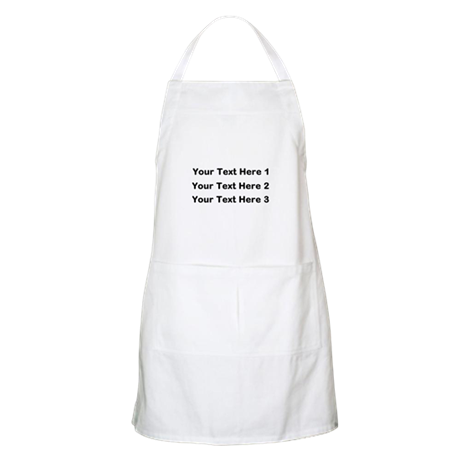 Make Personalized Gifts Apron