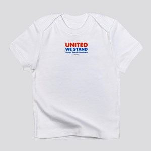 United we stand, except liberals - Creeper Infant