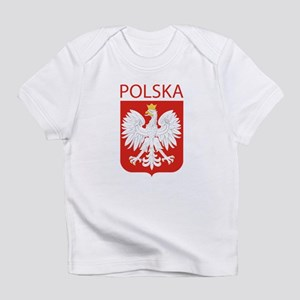Polska Eagle Infant T-Shirt