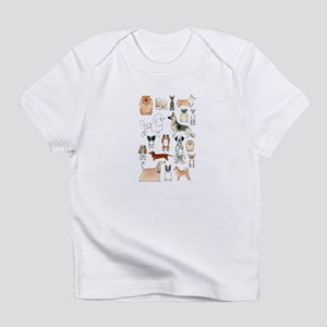 Dogs Infant T-Shirt