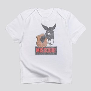 Vintage Missouri Jackass Infant T-Shirt