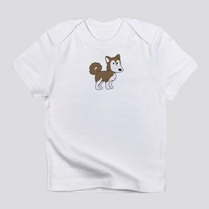 Cute Husky Infant T-Shirt