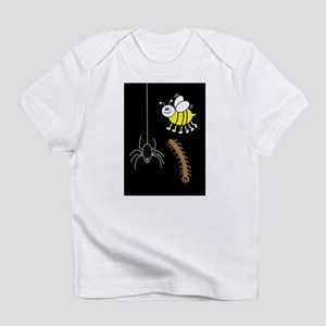 Funny Bugs Infant T-Shirt