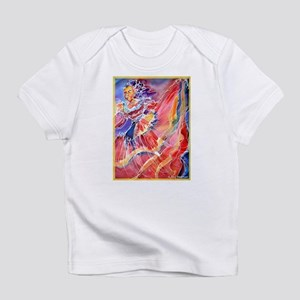 Mexican Dancer, bright, Infant T-Shirt