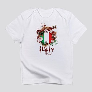 Butterfly Italy Infant T-Shirt