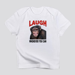 LAUGH Infant T-Shirt
