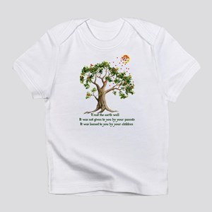 Kenyan Nature Proverb Infant T-Shirt