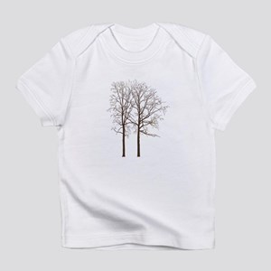 Brown Trees Infant T-Shirt