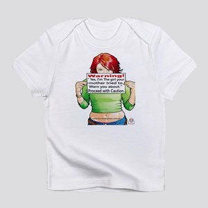 warning Infant T-Shirt