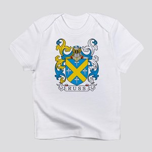 Russ Family Crest Infant T-Shirt