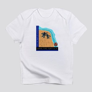 Baby Turtles Graphic Infant T-Shirt