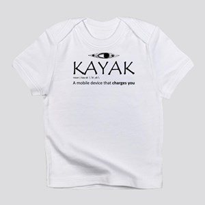 Kayak, A Mobile Device That Charges You. T-Shirt