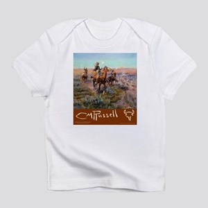 Charles M Russell Cowboys T-Shirt