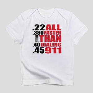 All Faster Than Dialing 911 T-Shirt