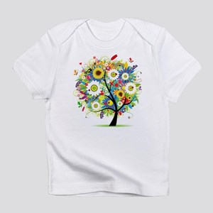 summer tree Infant T-Shirt