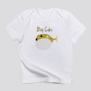 Stay Calm Infant T-Shirt