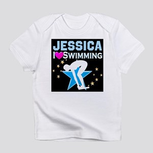 GREAT SWIMMER Infant T-Shirt