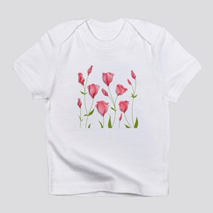 Pretty Flowers Infant T-Shirt
