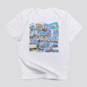 Italy Collage Infant T-Shirt