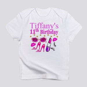PERSONALIZED 11TH Infant T-Shirt