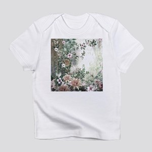 Flowers Painting Infant T-Shirt