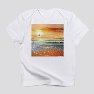 Tropical Beach Infant T-Shirt