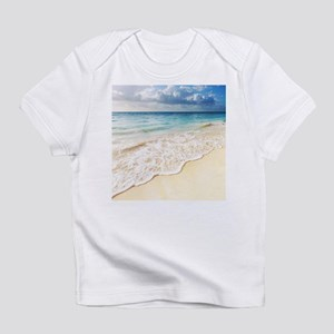 Beautiful Beach Infant T-Shirt