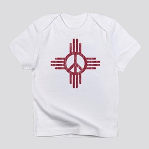 New Mexico Peace Sign Infant T-Shirt
