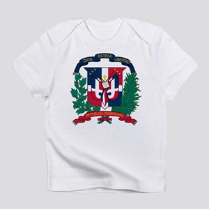 Dominican Republic Coat Of Arms Infant T-Shirt