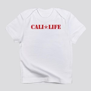cali life 1b red Infant T-Shirt