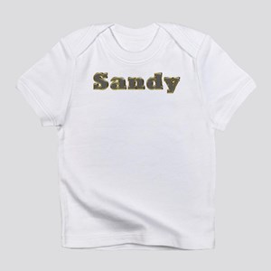 Sandy Gold Diamond Bling Infant T-Shirt