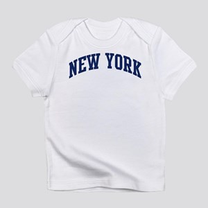Blue Classic New York Infant T-Shirt