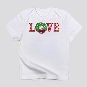 Snoopy Holiday Love Infant T-Shirt