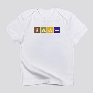 Outdoors Infant T-Shirt