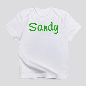 Sandy Glitter Gel Infant T-Shirt