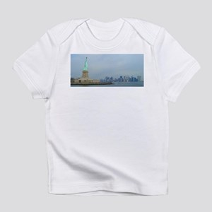 New York City Skyline Infant T-Shirt