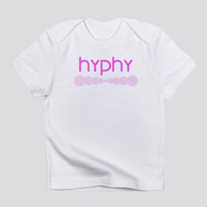 Pink Hyphy Creeper Infant T-Shirt