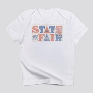Vintage Iowa State Fair Infant T-Shirt