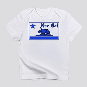nor cal bear blue Infant T-Shirt